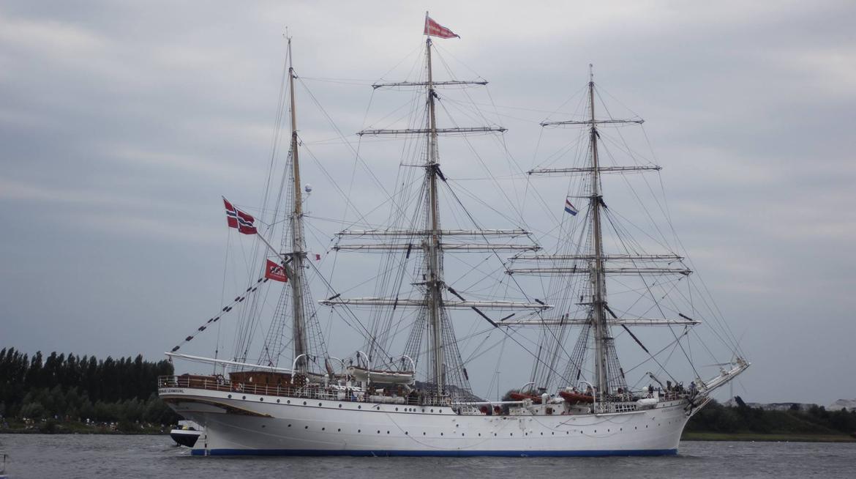 Foto van Loon Sail Ship